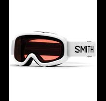 SMITH GAMBLER WHITE GOGGLE RC36