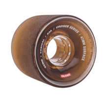 Roues Conical Cruiser 62mm