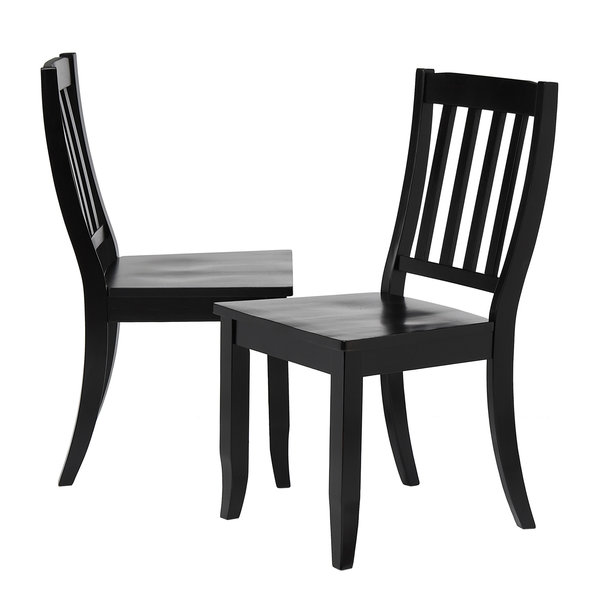 """Sunset Trading 36"""" Schoolhouse Chair Set of 2"""