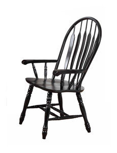 "Sunset Trading 41"" Comfort Back Arm Chair"