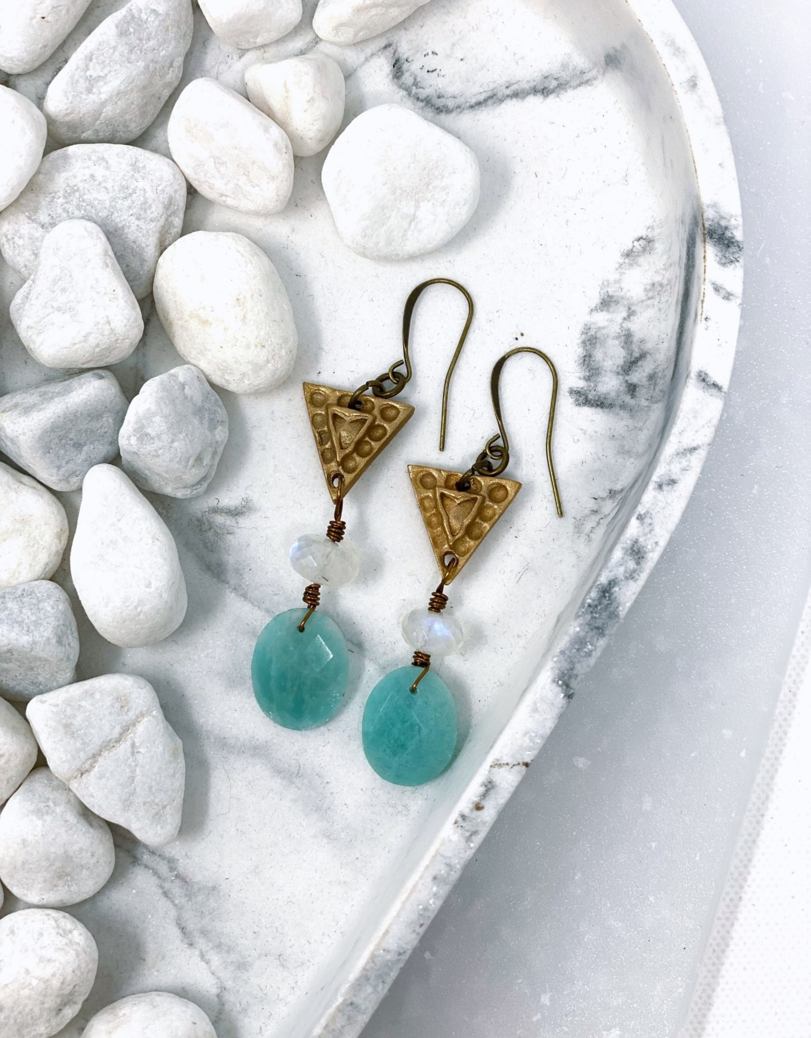 Hydna Earrings