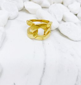 Circle Q Chain Ring