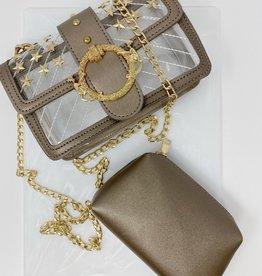 Gemelli Clear Bag