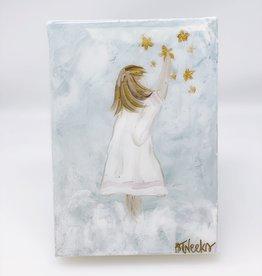 Star Girl Painting
