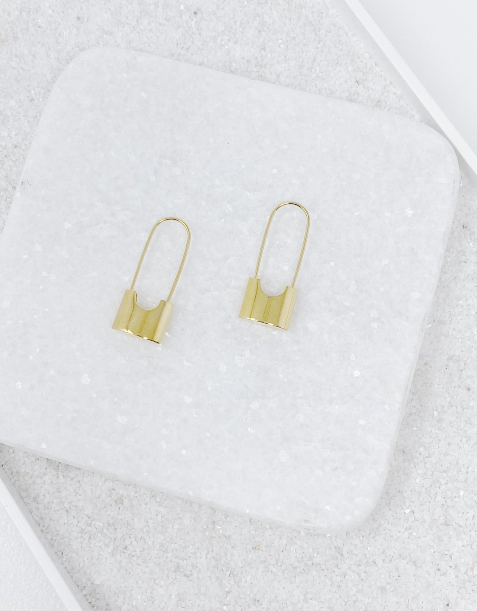 Codie Lock Earrings