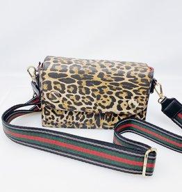 Cheetah bag