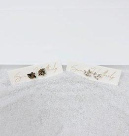Ceramic Bee Stud