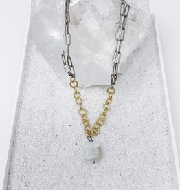 Come See About Me Necklace
