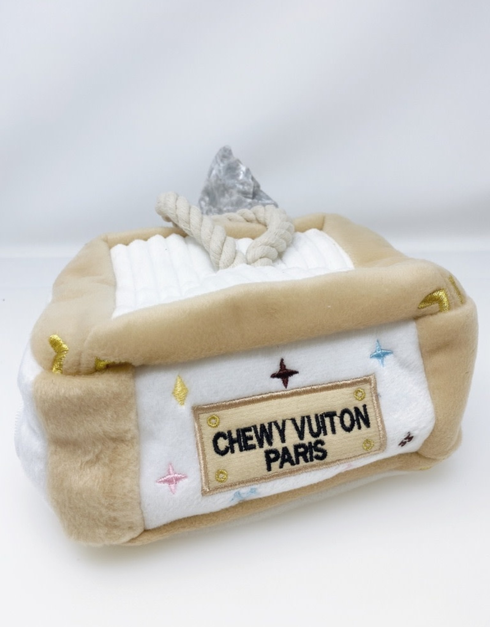 Chewy Vuitton Trunk Activity House