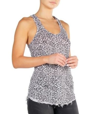 Leopard Rips Tank Top