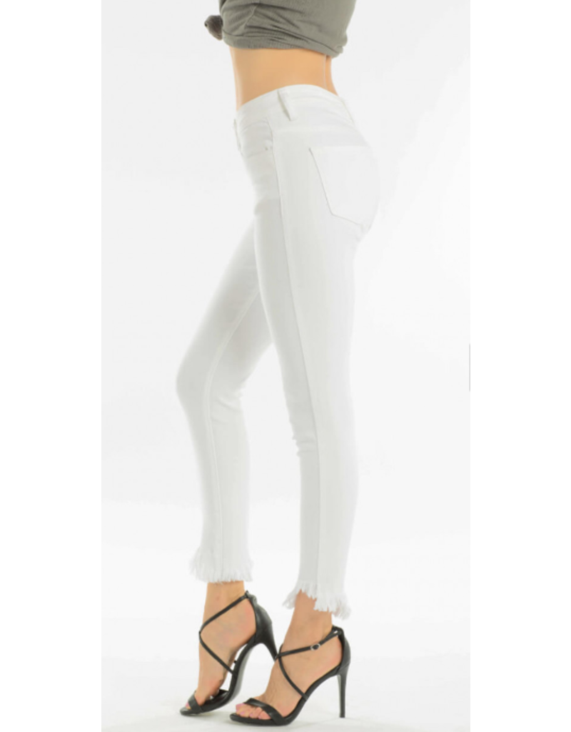 Stacey High Rise Super Skinny