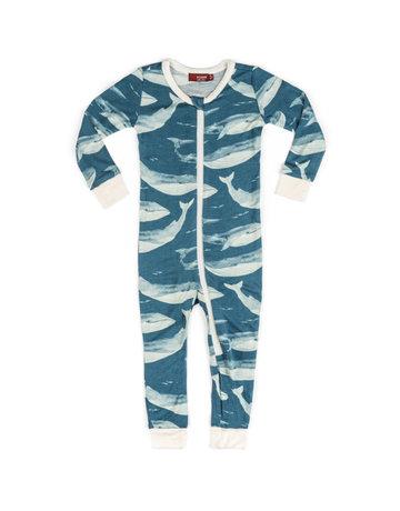 Zipper Pajama