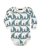 Elephant One Piece 6-12m