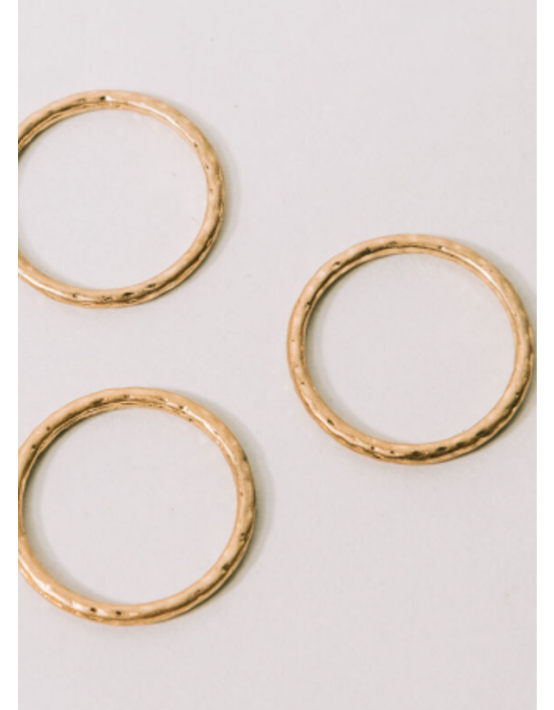 Nelli Stacking Ring