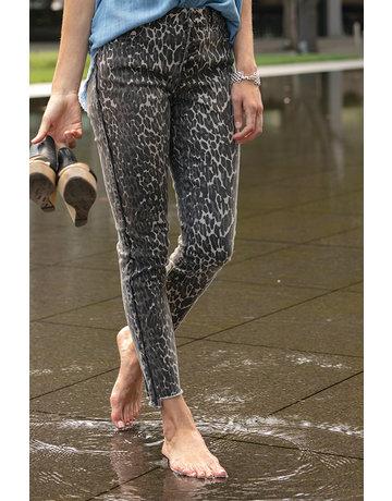 Leopard Print Skinny