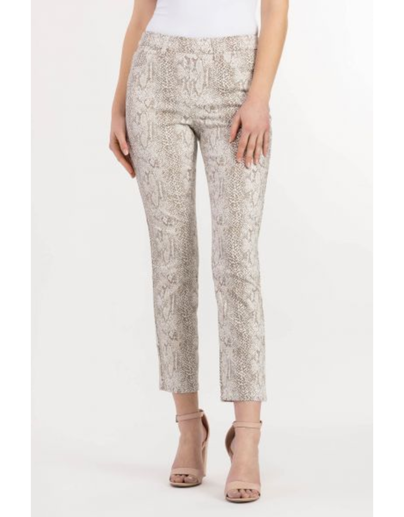 Snake Print Ankle Pant
