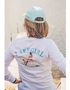 Paddle Board Girl Tee