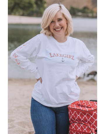 Anchor Lakegirl Tee