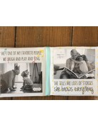 Grandma & Me Fabric Book