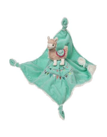 LilyLlama Character Blanket
