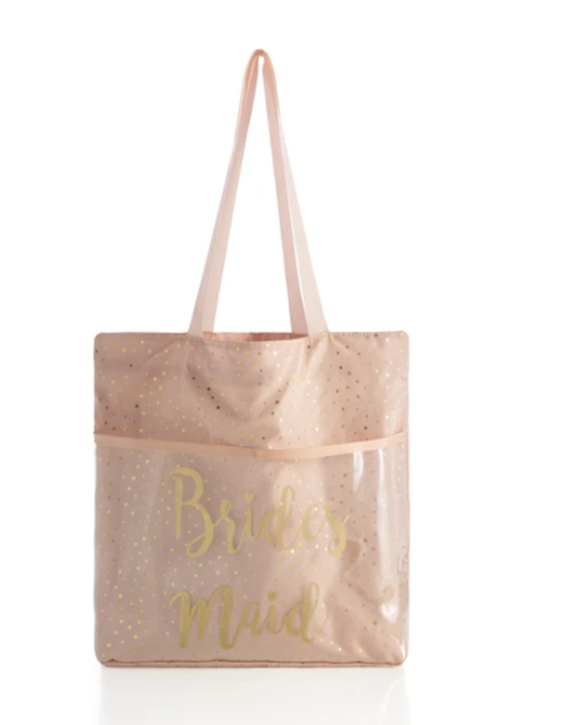 Bridesmaid Flip Flop Tote Set