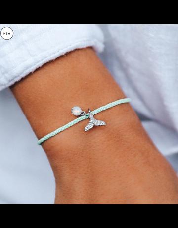 Mermaid Fin Silver Bracel