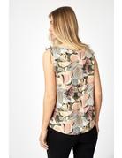 Ilise Floral Top