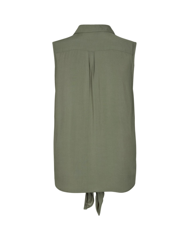 Radia Button Front Top