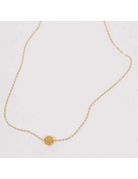 The Honeycomb Necklace