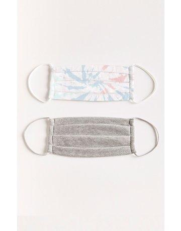 Tie Dye Mask Set of 2
