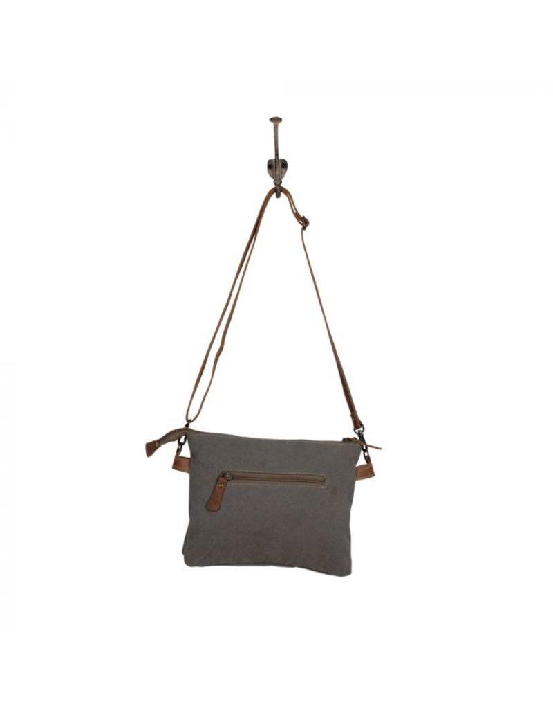 Smurfy Small + Crossbody Bag