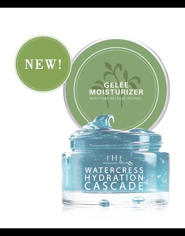 Watercress Hydration Cascade Gelee Moisturizer