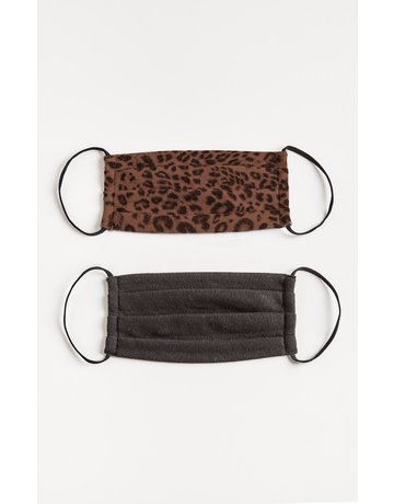 Leo French Roast Mask Set of 2