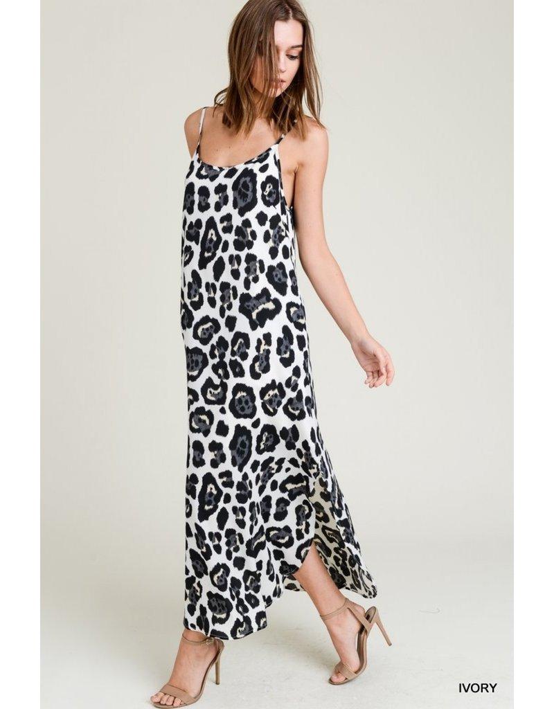 Snow Leopard Dress