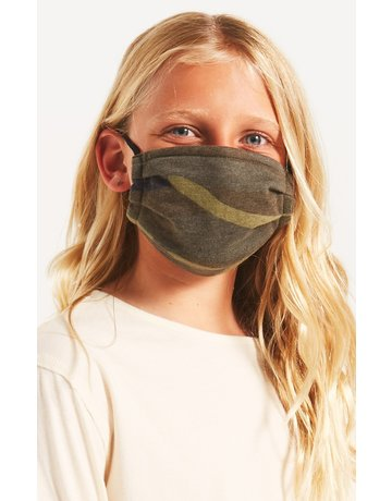 Kid's Camo Mask Set of 2
