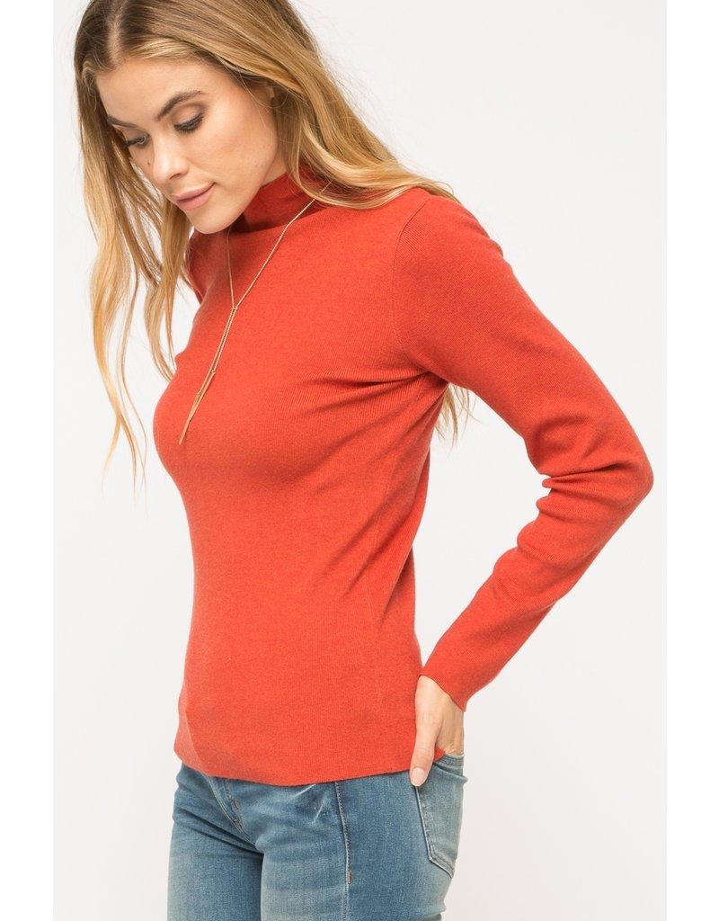 Turtle Neck Essential Sweater
