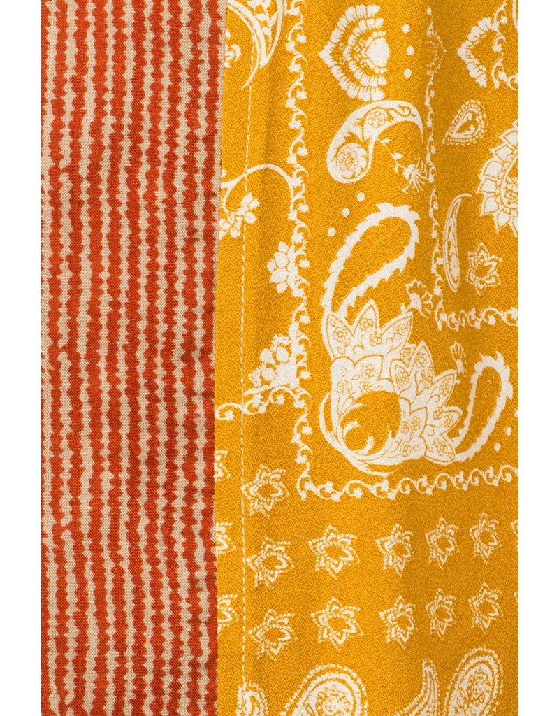 Vintage Print Kimono Cardi