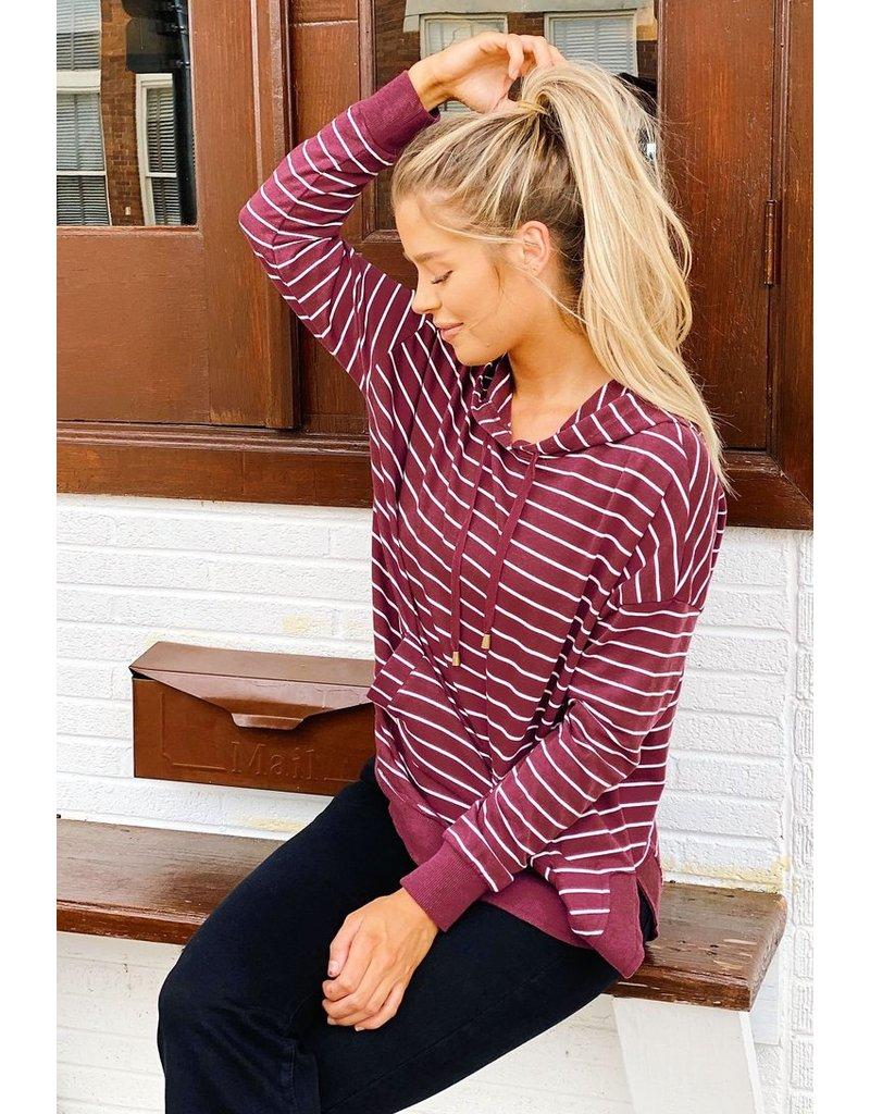 The Striped Dakota Pullover