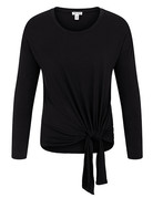 Top w/Adjustable Knot