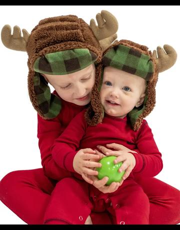 Moose Critter Cap