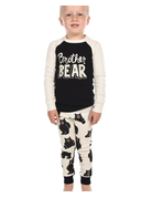 Lazy One Brother Bear PJ Set
