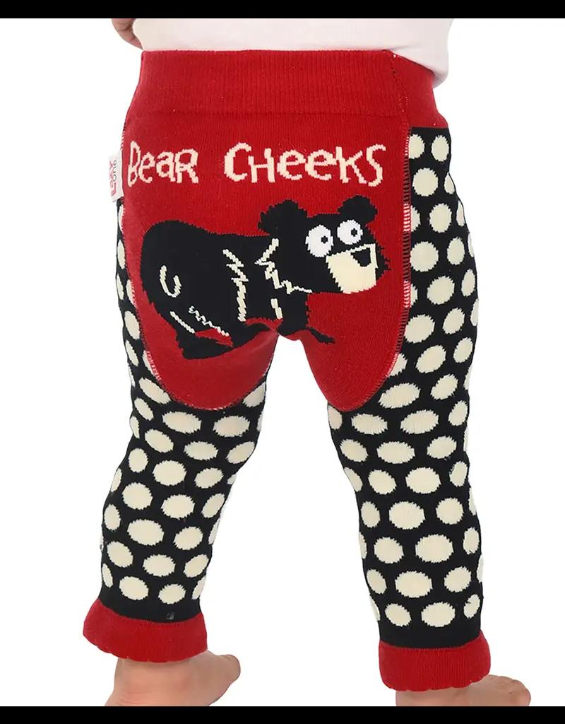 Lazy One Bear Cheeks Leggings