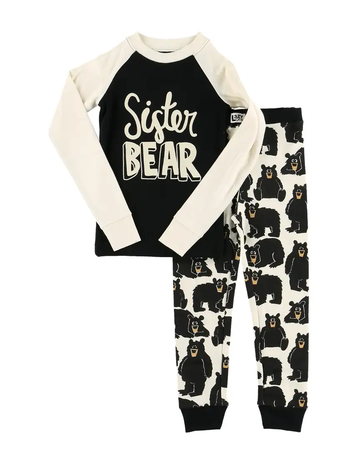 Sister Bear PJ Set
