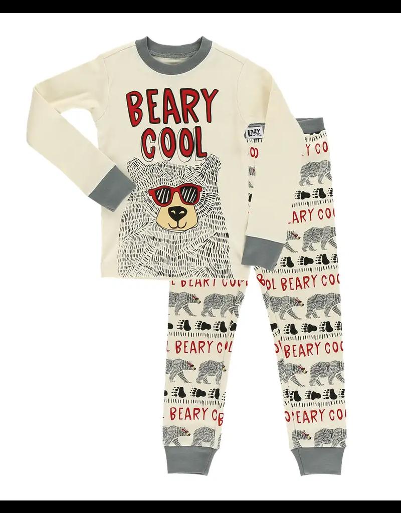 Beary Cool PJ Set