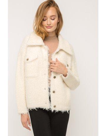 Sofia Sweater Jacket