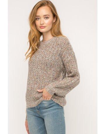 Pullover Thread Sweater