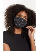 Star Mask 4 Pack Black