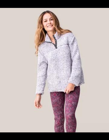 Sherpa Henley Pullover