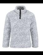 Tribal Sportswear Sherpa Henley Pullover