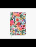 Garden Party Fabric Journal